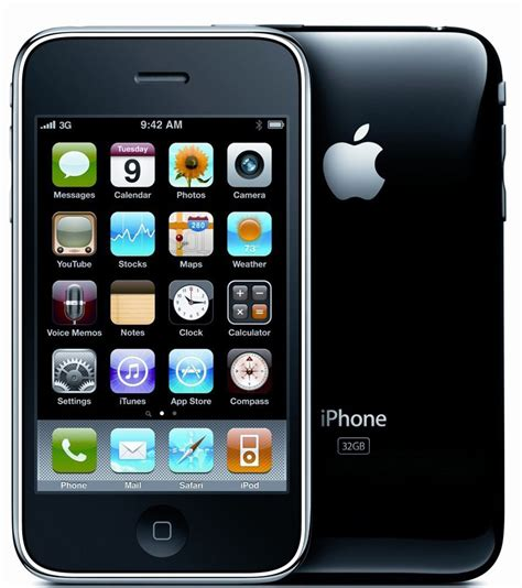 And Iphone iphone 3g hardware and software features