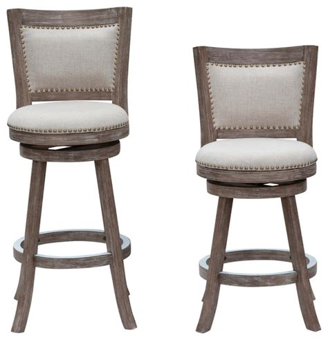 Transitional Bar Stools by Swivel Stool Transitional Bar Stools And