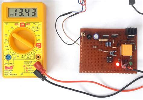 sla battery charger 12v float charger circuit diagram for 12v sla battery