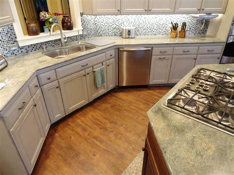 vinyl wood plank flooring kitchen beach with apothecary drawers beach cottage beeyoutifullife com