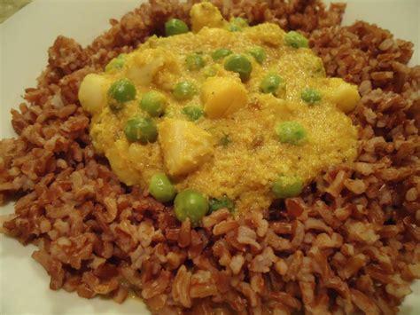 gauan style goan style scallops and peas