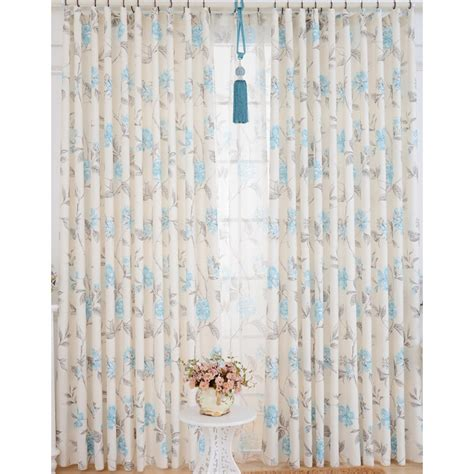 blue and white curtain blue and white floral curtains blue and white floral