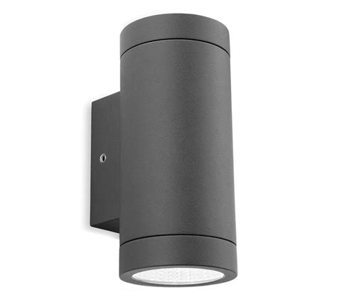 Led Outdoor Wall Lights From Easy Lighting Contemporary Outdoor Up Down Lights