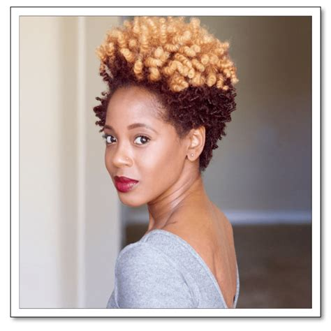 short natural hairstyles with rod curls how to roll natural hair on perm rods