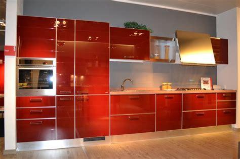cucina scavolini rossa cucine scavolini 187 cucine scavolini rossa ispirazioni