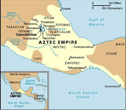 aztec civilization map the aztec civilization create webquest