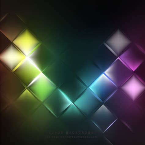 Colourful Squarer Shirt colorful square background 123freevectors