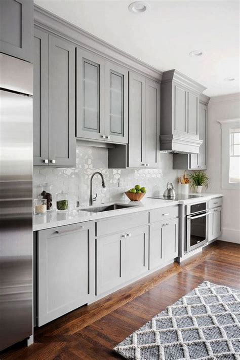 popular gray color for kitchen cabinets best kitchen cabinets buying guide 2018 photos
