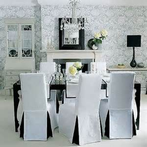 gray dining room walls design