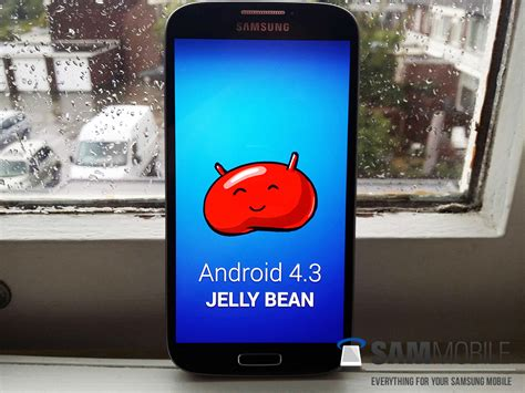android update galaxy s4 samsung galaxy s4 lte gt i9505 receives official android 4 3 update sammobile