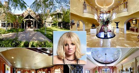 Britneys Real Estate Woes by Photos Inside Homes Ny
