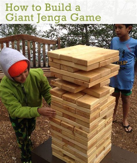 how to make backyard jenga 90 best outdoor play images on pinterest backyard ideas