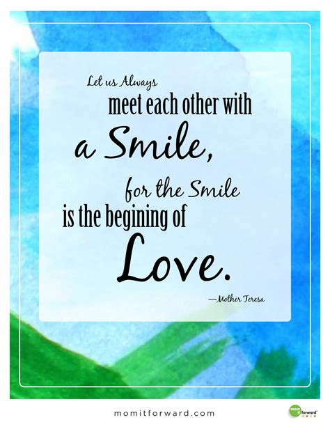quote meet   smile mom  forwardmom