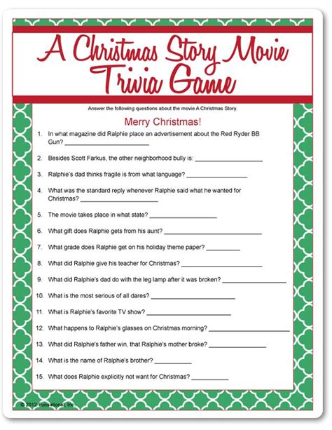 printable christmas movie quiz printable a christmas story movie trivia funsational com
