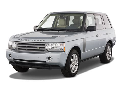 2009 Land Rover Range Rover Reviews And Rating Motor Trend