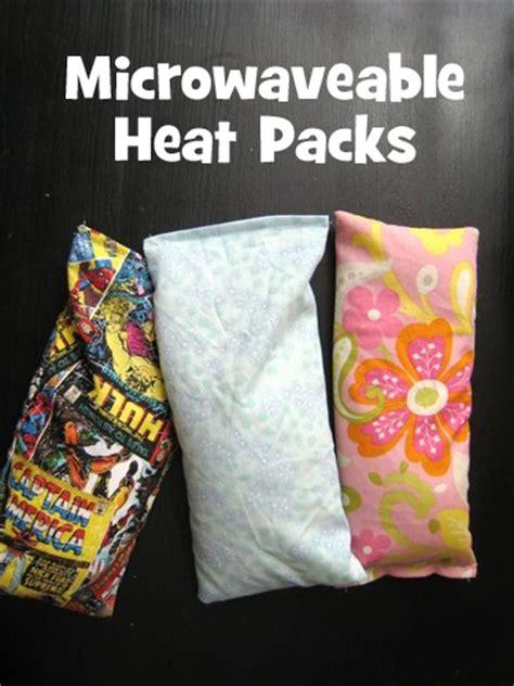 Plan My House diy on a dime microwaveable heat packs
