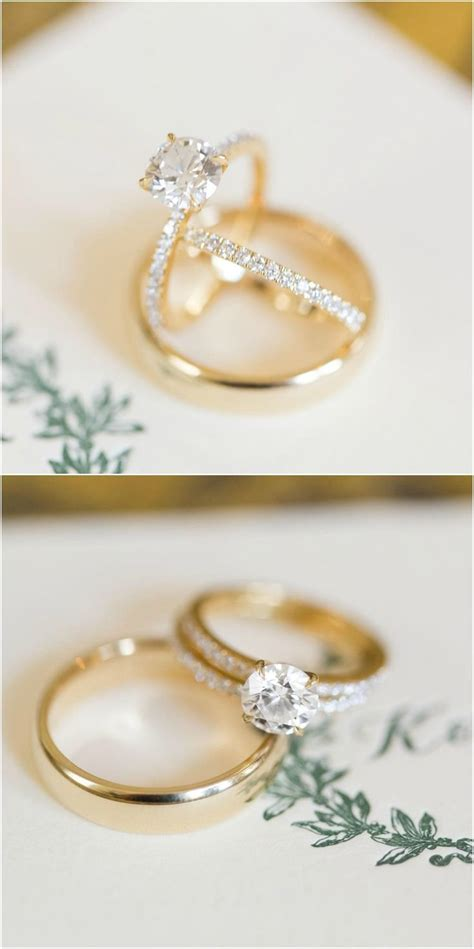 Gold And Engagement Rings by 25 Best Ideas About Engagement Dresses On