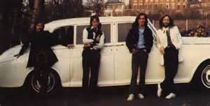 Beatles Rolls Royce Leaning Against S Rolls Royce The Beatles Photo