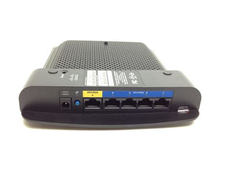 Router Wifi Cisco E1200 cisco linksys e1200 wireless router with power supply indy surplus store