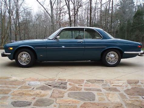 Jaguar Xj6 2 Door Coupe For Sale by Sell Used 1977 Jaguar Xj6 C Coupe 2 Door 4 2l In Eads