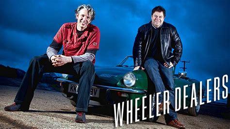 Wheeler Dealers California Workshop Location by Wheeler Dealers Classic Cars