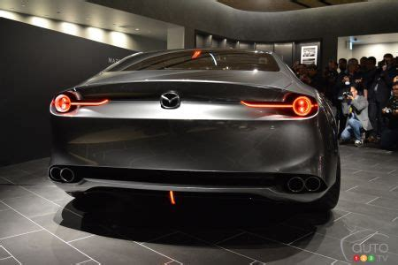 2020 Mazda 3 Length by Mazda S Stunning New Concepts From Tokyo Explained Car