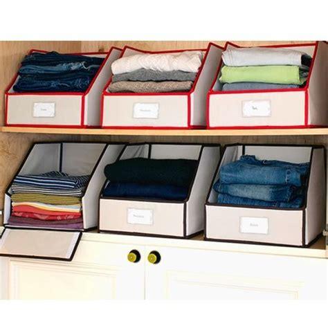 clothing storage bins best 25 sweater storage ideas on pinterest clothes storage apartment closet organization and