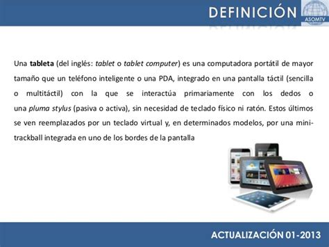 Resume Tablet by Proyector Y Tablets Resumen