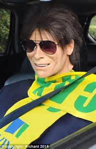 She Got Own House She Got Own Car by Cliff Richard Superfan Drives With Size Dummy To