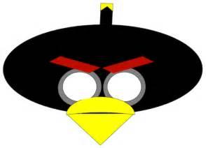 angry bird mask template angry bird mask template