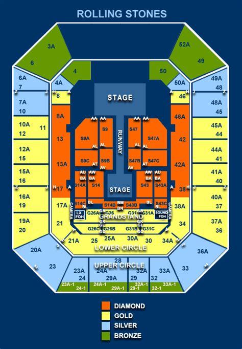 entertainment centre floor plan pin brisbane entertainment centre seating chart image