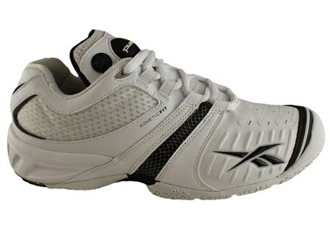 reebok tennis shoes for reebok kfs advantage mens lace up tennis shoes