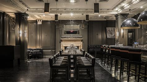 Home Scene Interiors Ldv Hospitality S American Cut Debuts In Midtown