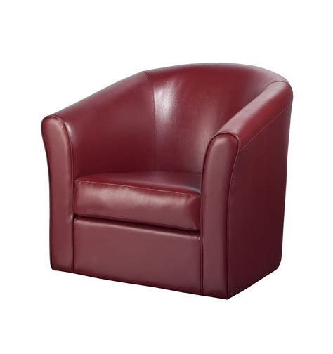 swivel tub chairs accent chair homcom modern faux - Fliese 320x160