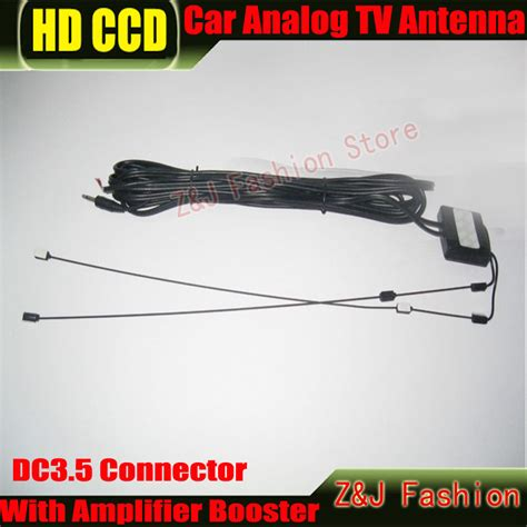 Antena Analog Car Antenna Analog Car Analog Tv Antenna With Built In