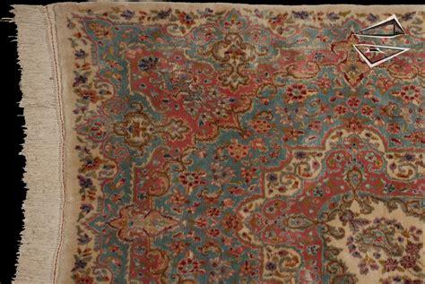 kerman rug kerman rug 12 x 18 ivory blue