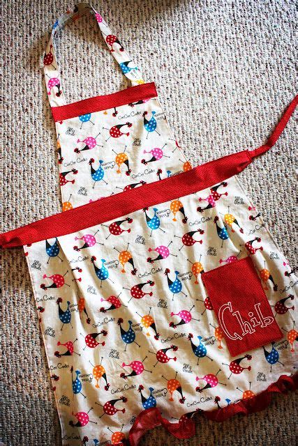 sewing bee apron full apron tutorial patterns so cute and apron tutorial