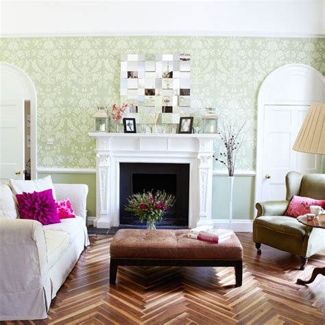 period home decorating ideas period living room with a modern twist country decorating ideas housetohome co uk