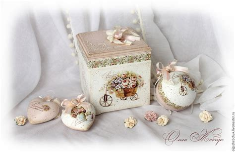 a set of christmas tree decorations in a box quot tenderness