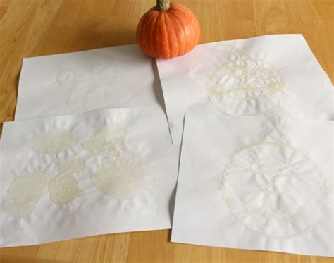 How To Make Paper Look With Lemon Juice - lemon juice mystery messages make and takes