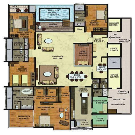 indian villa designs floor plan layout lodha bellezza hyderabad discuss rate review comment