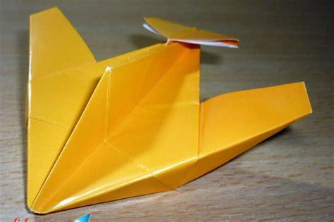 membuat origami pesawat cara membuat pesawat kertas nighthawk origami pesawat kertas