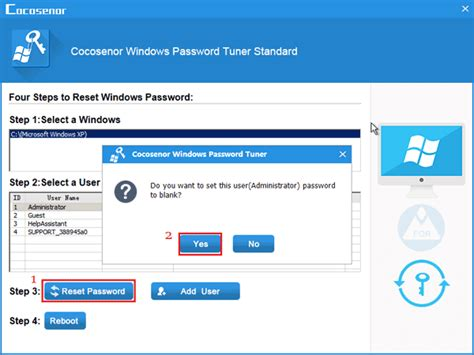 reset password windows xp via usb windows xp forgot administrator password no reset disk