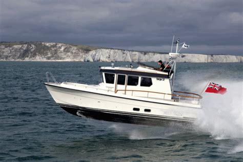 motor boat put to sea boat test video botnia targa 32 motor boat yachting