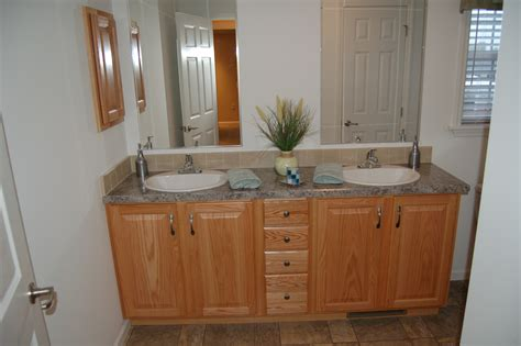 oak bathroom vanities oak vanities for bathrooms cabinets by andy custom oak