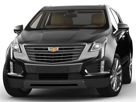 Cadillac Models by Cadillac Xt5 2017 3d Model Max Obj 3ds Fbx C4d Lwo Lw Lws