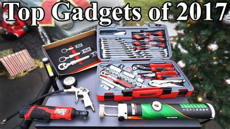top 5 car guy gadgets and tools of 2017 christmas gift ideas