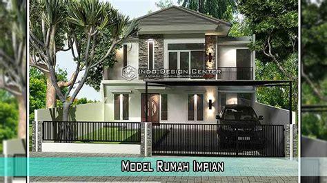 model rumah impian jasa desain arsitektur rumah impian