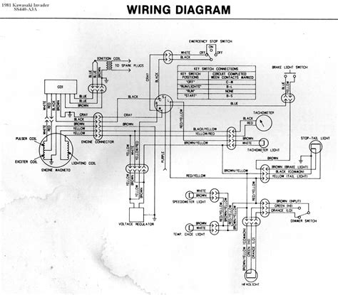 1980 kawasaki kz 440 igniter wiring diagram kz400 simple wiring wiring diagram database