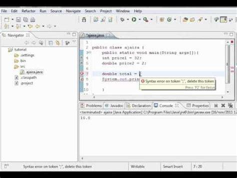 java tutorial in bangla mathematical operators java tutorial in bangla youtube
